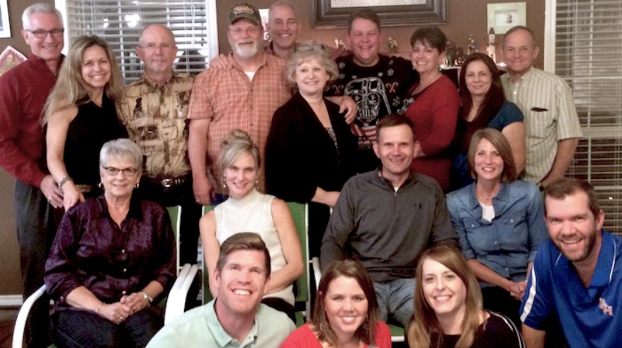 Elder Christmas Party