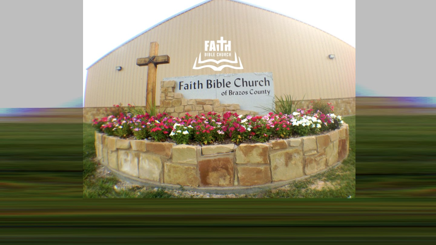 FAITH BIBLE – making disciples of every generation
